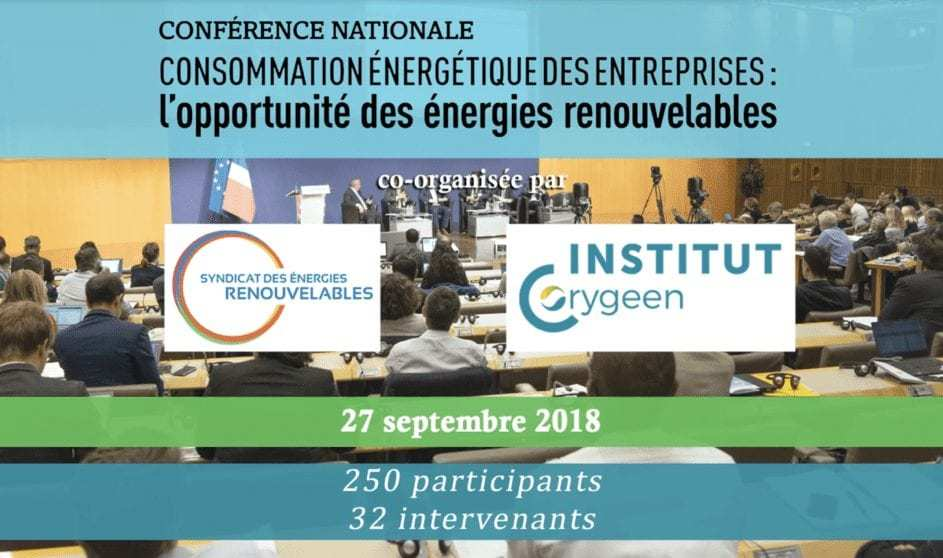Conférence sur les énergies renouvelables 2018