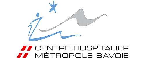 Logo Centre hospitalier metroplole savoie