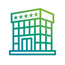Orygeen's clients: third Parties, GMS and residential housing
