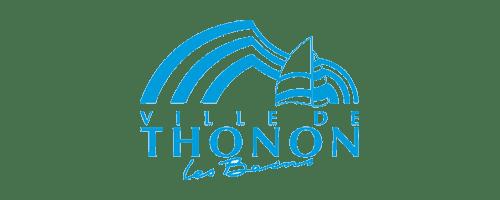 Logo Ville de Thonon les bains