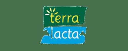 Terra lacta Logo