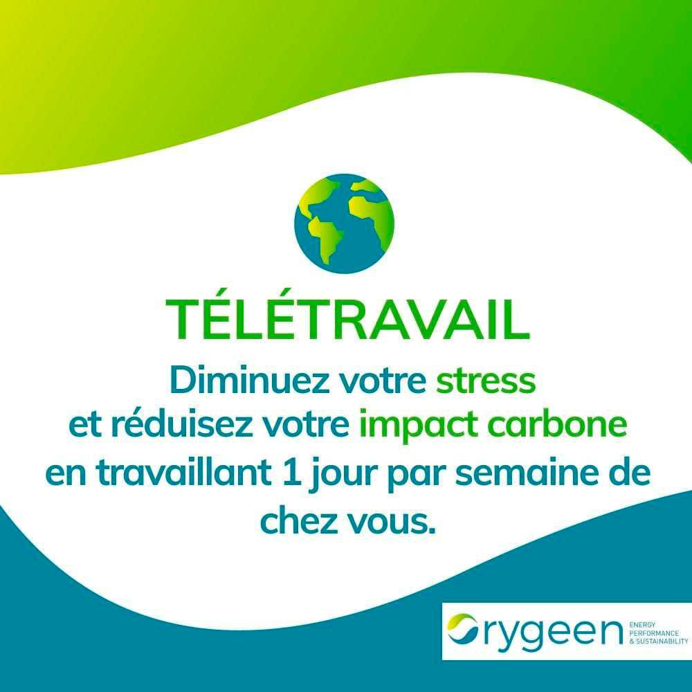 Réduire son Impact Carbone Grâce au Télétravail