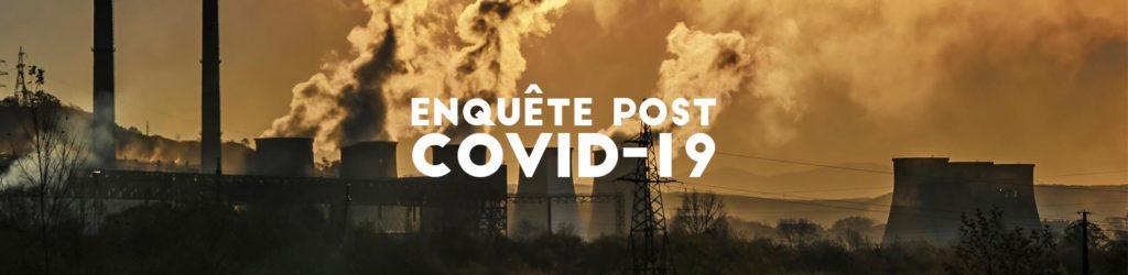 Résultats impact du COVID-19 sur les stratégies de décarbonisation